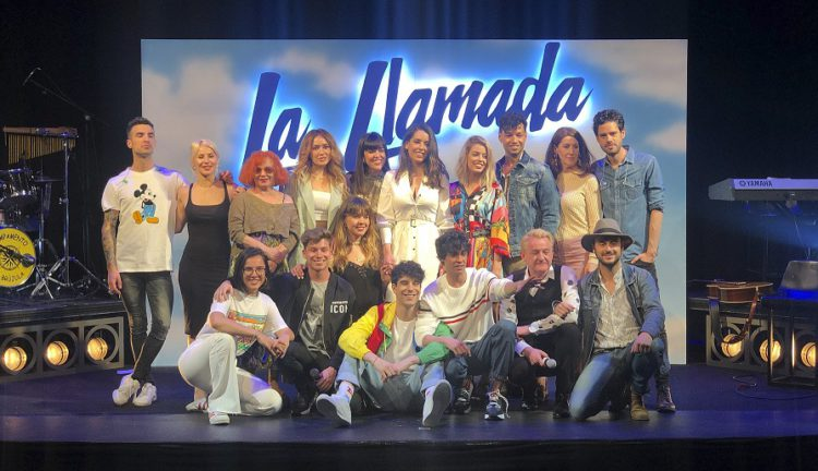 LA LLAMADA inicia una extensa gira por toda España