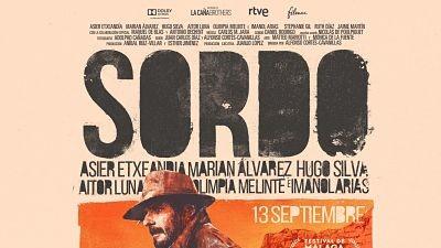 SORDO de Alfonso Cortés-Cavanillas estreno 13 de septiembre