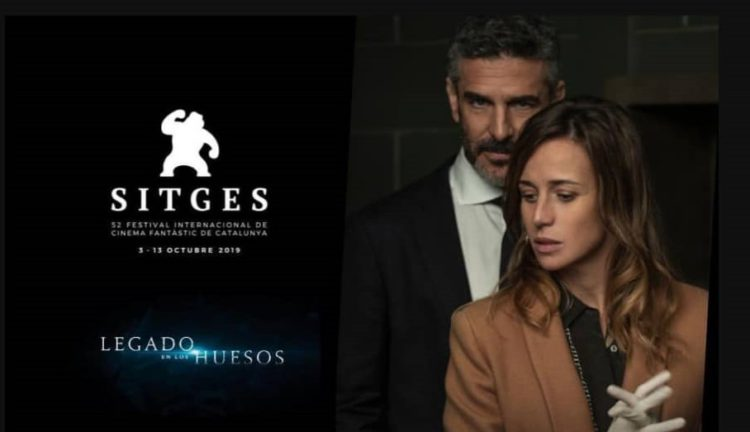 LEGADO EN LOS HUESOS se presentará 52º edición de Sitges – Festival Internacional de Cinema Fantastic de Catalunya 2019