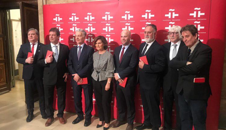 El Instituto Cervantes rinde un homenaje a Les Luthiers