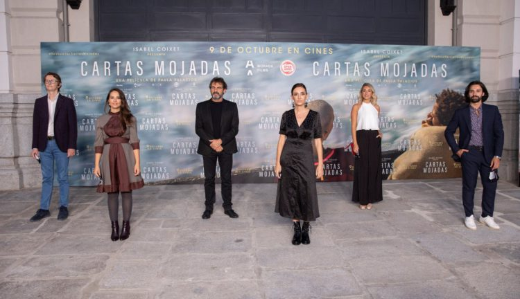 Preestreno del documental CARTAS MOJADAS