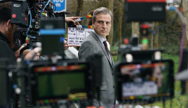 Arranca el rodaje de 'EL CUARTO PASAJERO', la nueva película de Álex de la Iglesia