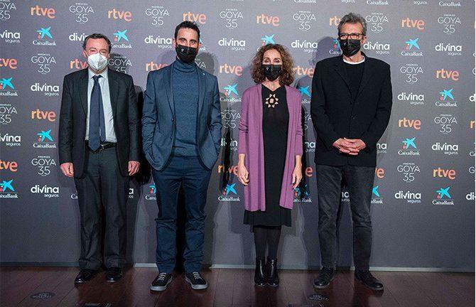 Nominados a los 35 Premios Goya
