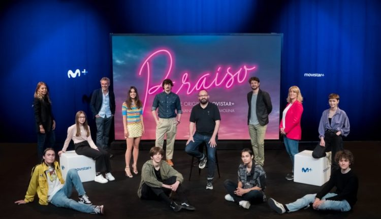 Movistar+ presenta 'Paraíso', su primera serie original de género fantástico
