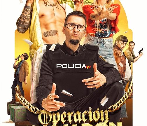 OPERACIÓN CAMARÓN estreno 25 de junio.