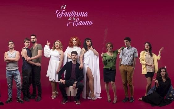 Finalizael rodaje de 'EL FANTASMA DE LA SAUNA' de Luis Navarrete