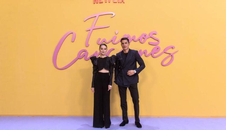 Premiere FUIMOS CANCIONES con Maria Valverde y Álex González