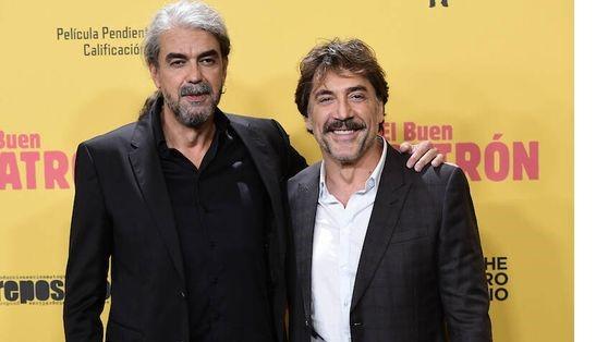Premiere EL BUEN PATRÓN con su director Fernando León de Aranoa y su protagonista Javier Bardem